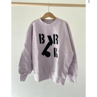 コドモビームス(こどもビームス)のmain Story Oversized Sweatshirt 21AW(Tシャツ/カットソー)