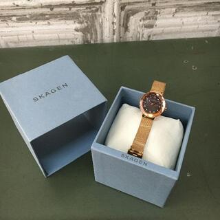 スカーゲン(SKAGEN)のSKAGEN スカーゲン 腕時計 USED(腕時計)