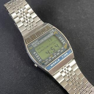 SEIKO - SEIKO セイコー オールド ヴィンテージ 腕時計 A239-502A 稼動品