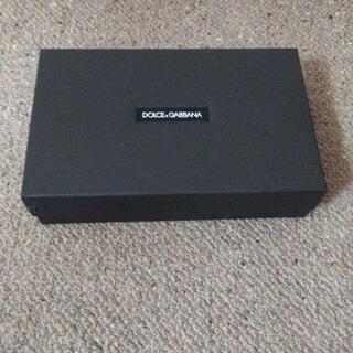 ドルチェアンドガッバーナ(DOLCE&GABBANA)のDolce and Gabbana 財布用の箱と布(ショップ袋)