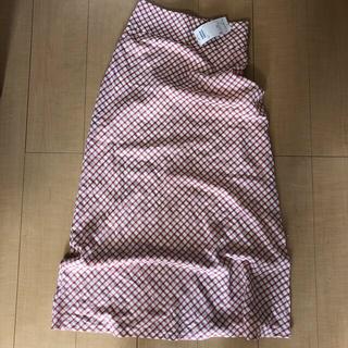 ビームス(BEAMS)のビームス  三條場夏海さん着用 今季 スカート Sサイズ(ロングスカート)