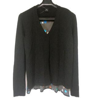 ポールスミス(Paul Smith)のポールスミス 長袖セーター サイズM美品  -(ニット/セーター)
