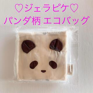 gelato pique - ♡ジェラピケ パンダ柄 エコバッグ♡