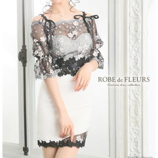 ROBE - 【早い者勝ち】ROBE de FLEURS キャバドレス