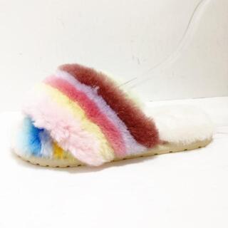 エミュー(EMU)のエミュ サンダル JAPAN22 レディース美品 (サンダル)