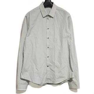 バレンシアガ(Balenciaga)のバレンシアガ 長袖シャツ サイズ42 M -(シャツ)