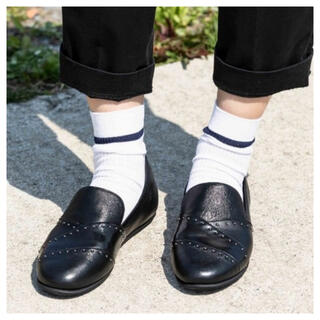 フィットフロップ(fitflop)のfitflop フィットフロップ ローファー【美品】(ローファー/革靴)
