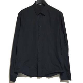 バレンシアガ(Balenciaga)のバレンシアガ 長袖シャツ サイズ42 M美品 (シャツ)