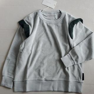 コドモビームス(こども ビームス)の6Y/tinycottons パイル スウェット トレーナー(Tシャツ/カットソー)
