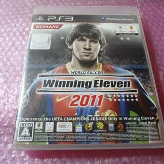 プレイステーション3(PlayStation3)のPS3 WE2011 ウイイレ2011⇒送料無料(家庭用ゲームソフト)