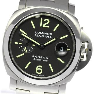 パネライ(PANERAI)の☆美品  パネライ ルミノールマリーナ  PAM00299 メンズ 【中古】(腕時計(アナログ))