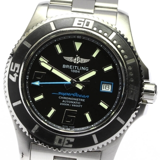 ブライトリング(BREITLING)の★保 ブライトリング スーパーオーシャン44  A17391 メンズ 【中古】(腕時計(アナログ))