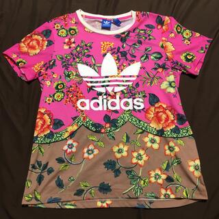 アディダス(adidas)のアディダスオリジナルス ファーム Tシャツ(Tシャツ(半袖/袖なし))