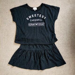 マザウェイズ(motherways)のマザウェイズ セットアップ(Tシャツ/カットソー)