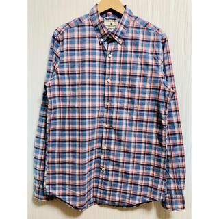 アメリカンイーグル(American Eagle)の10362 アメリカンイーグル 長袖チェックシャツ M Z550(シャツ)