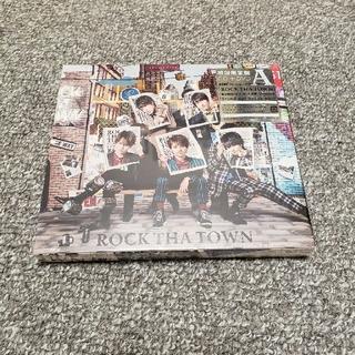 Sexy Zone - ROCK THA TOWN(初回限定盤A)