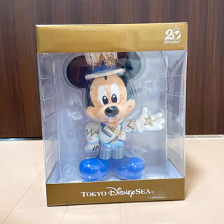 ミッキーマウス(ミッキーマウス)のひろみっきー様【ミッキー】20周年フィギュア(キャラクターグッズ)