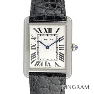 Cartier - カルティエ タンクソロ  レディース腕時計