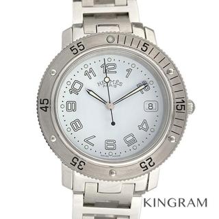 Hermes - エルメス クリッパー ダイバー  メンズ腕時計