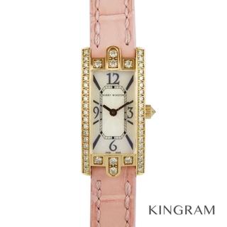 HARRY WINSTON - ハリーウィンストン  レディース腕時計