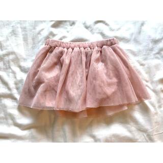 ベビーギャップ(babyGAP)のベイビーギャップ チュールスカート 12-18m(スカート)