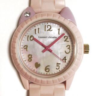 ツモリチサト(TSUMORI CHISATO)のツモリチサト 腕時計 VJ21-D226 レディース(腕時計)
