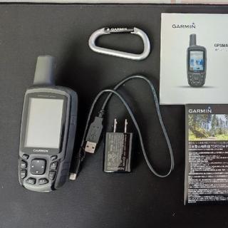 GARMIN - GARMIN GPSMAP64scj(キャンペーン対象商品)
