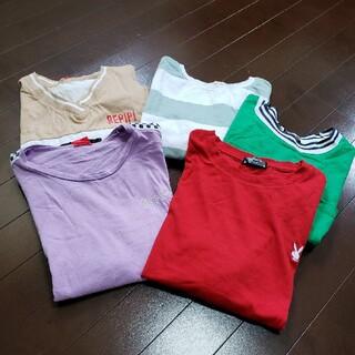 レピピアルマリオ(repipi armario)のレディースMsize(Tシャツ(半袖/袖なし))