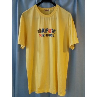 ミキハウス(mikihouse)のヴィンテージ ミキハウス Tシャツ Lサイズ(Tシャツ/カットソー(半袖/袖なし))