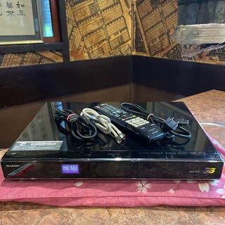 SHARP - SHARP BD-HDW65 2番組W録画 500GB リモ等付 フル装備!