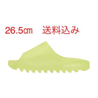 "adidas - ADIDAS YEEZY SLIDE GLOW GREEN""アディダス イージー"