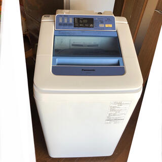 Panasonic - パナソニック洗濯機エコナビ2015年式