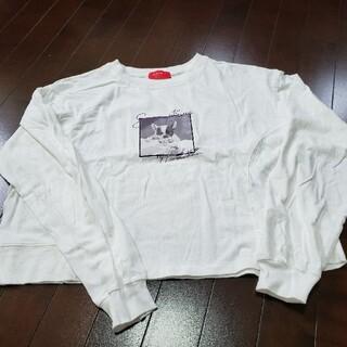 レピピアルマリオ(repipi armario)のREPIPIロンT(Tシャツ(長袖/七分))