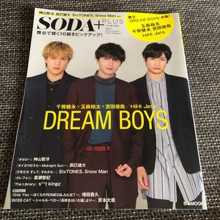SODA+ vol.6(アート/エンタメ)