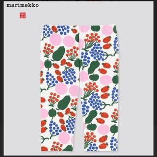 マリメッコ(marimekko)のUNIQLO x MARIMEKKO クロップレギンス80(パンツ)