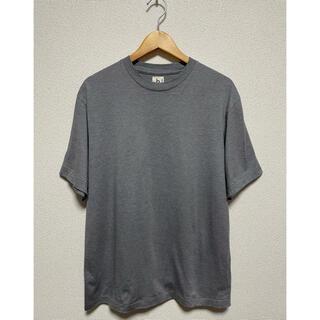 コモリ(COMOLI)の2021SS blurhms ブラームス Silk Cotton Crew 3(Tシャツ/カットソー(半袖/袖なし))