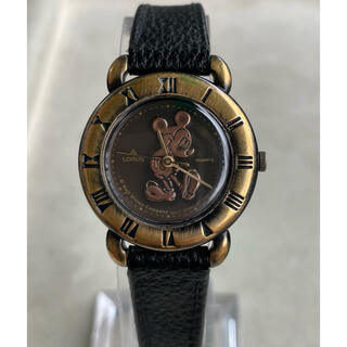 ミッキーマウス(ミッキーマウス)のlorus 腕時計 ミッキー(腕時計)