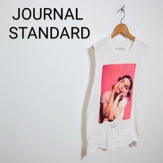 ジャーナルスタンダード(JOURNAL STANDARD)の◇Bjork×K.Cummins × JOURNAL STANDARD Tシャツ(シャツ)