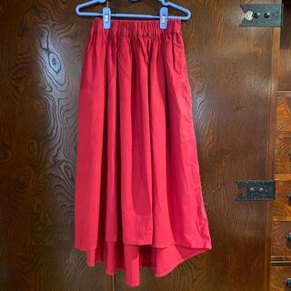 フェリシモ(FELISSIMO)のフェリシモ フィッシュテイルスカート(ロングスカート)