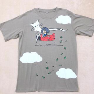 バンダイ(BANDAI)のゲゲゲの鬼太郎 一反木綿 Tシャツ トップス(Tシャツ/カットソー(半袖/袖なし))