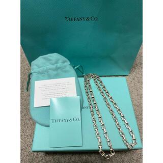 Tiffany & Co. - Tiffany tナローチェーンネックレス