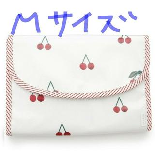 gelato pique - ジェラートピケ☆母子手帳ケース☆チェリー Mサイズ!新品