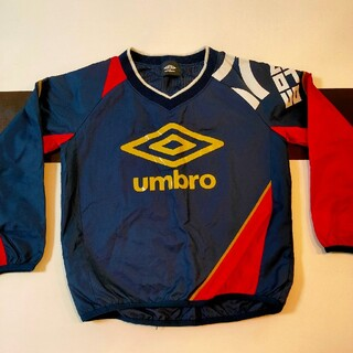 UMBRO - UMBRO サッカーウェア 120cm 長袖