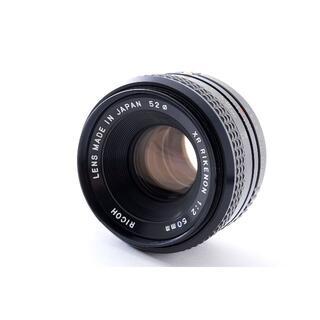 リコー(RICOH)のリコー Ricoh XR RIKENON リケノン 50mm F2 前期型(レンズ(単焦点))