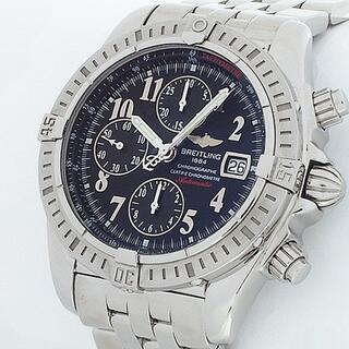 ブライトリング(BREITLING)のブライトリング クロノマットエボリューション A13356 日本限定400本 (腕時計(アナログ))
