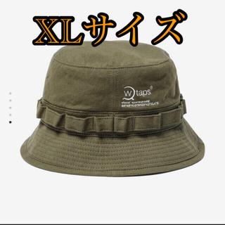 W)taps - JUNGLE 01 / HAT / COTTON. WEATHER XL
