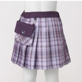 アナスイミニ(ANNA SUI mini)の【ご専用】ANNA SUImini 150【新品】♡移動ポケット♡(スカート)