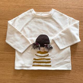 ザラキッズ(ZARA KIDS)の《ZARA BABY》女の子 セーター 86サイズ(ニット/セーター)