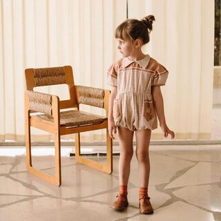キャラメルベビー&チャイルド(Caramel baby&child )のapolina ロンパース(ロンパース)