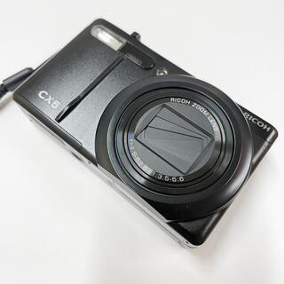 リコー(RICOH)のRICOH CX5 カメラ リコー コンデジ(コンパクトデジタルカメラ)
